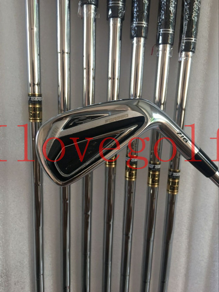 Golf Clubs 716 A2 Golf Clubs Irons Set A2 716 Clubs Golf 3-9P Regular/Stiff Steel/Graphite Shafts With Headcovers DHL Free Shipping