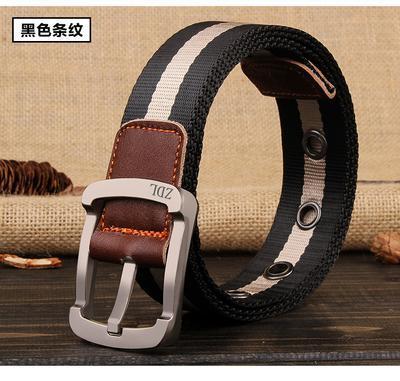 ремень открытый тактический пояс menwomen высокое качество холст ремни для джинсов мужской роскошные повседневные ремни ceintures