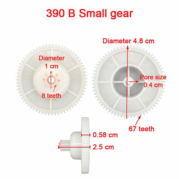 B 390 Small gear