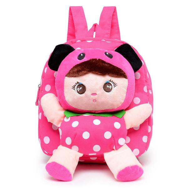 Factory Kids Animal New Cute Cartoon Puppy School Backpacks Children Small Gift Toy Kindergarten Boys Girls Toddler School Bags