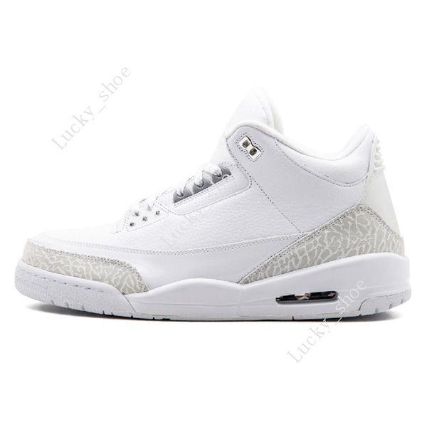#19 Pure White (heel with JPman)