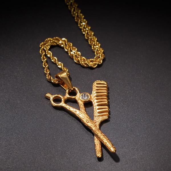 Gold,3mm 24inch Twist Chain