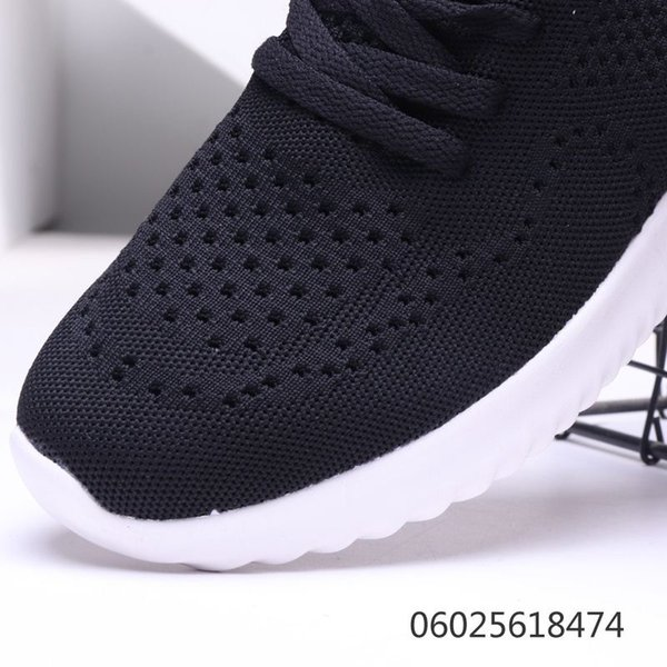 Outdoor shoes men Breathable High elasticity soft sole running leisure south Korean version of the trend of youth new sports running s