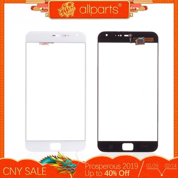 MEIZU MX4 PRO Cep Telefonu Için dokunmatik Ekran Dokunmatik Panel Sensörü Sayısallaştırıcı MX4 PRO Yedek Cam