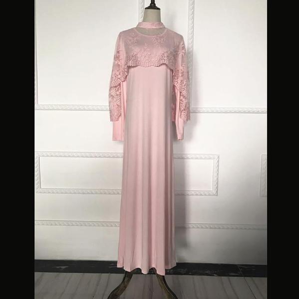 Розовый L