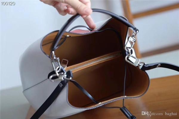 M52163 ondulé tambour d'eau Sacs à bandoulière Cross Body Totes sacs à main de marque TOP sacs de designer de luxe célèbres femmes classique en cuir 3AA