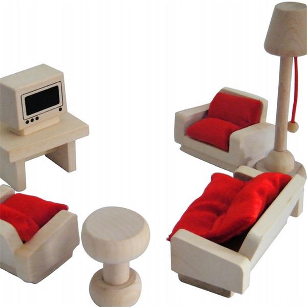 Super 2019 Mini Simulation Furniture Toys Wooden Pretend Play Decoration Sets Bed Sofa Desk Living Room Lovely 12Hc F1 From Ganlu1992 6 52 Dhgate Com Dailytribune Chair Design For Home Dailytribuneorg
