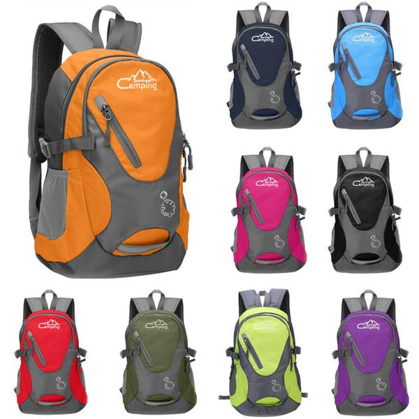 20L Waterproof Camping Hiking Outdoor Sports Backpack Bag Cycling Trekking