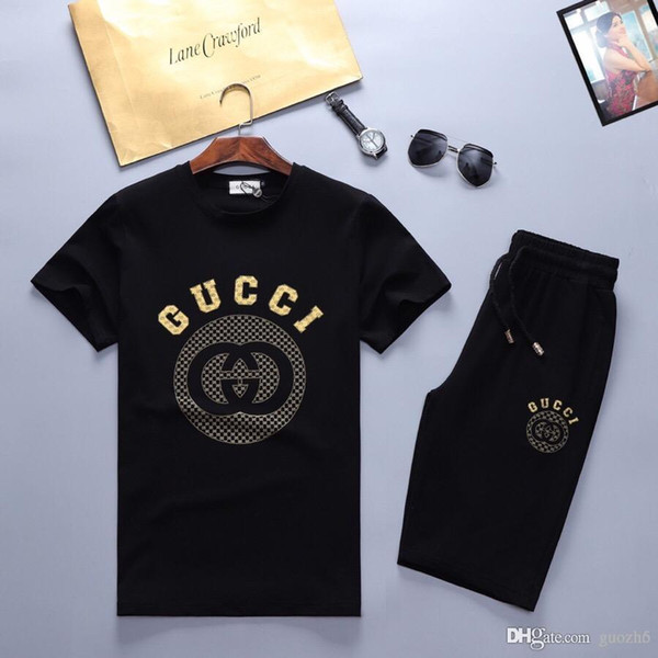 Mens Designers Tute T Shirt Estate Manica corta Moda Casual Lettera stampata Sportwear Taglie forti Tee manica corta