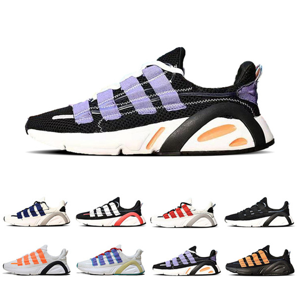 600 Lxcon Running Shoes Kanye West Sneaker Gore-tex For Couple Black Orange Fluorescent Green Grey Trainers Outdoor Trainner