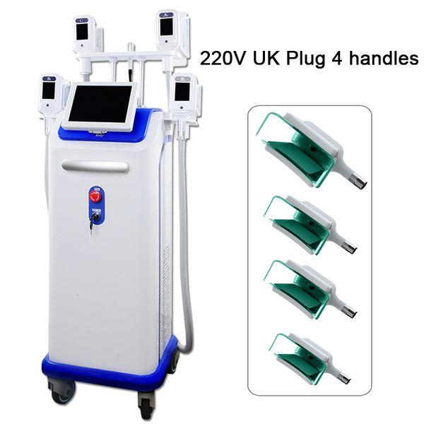 220V UK Plug 4 handles