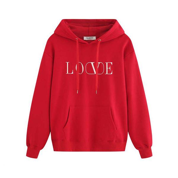 Neue Art und Weise Frauen Männer Pullover Fleece Jacke Studenten Sweatshirts Pullover Luxuxentwurf Kleidung Unisex beiläufige m-2XL