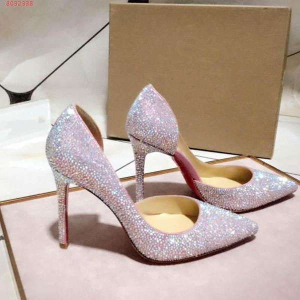 39b7561a5c Compre As Últimas Mulheres Low Cut Sapatos De Salto Alto