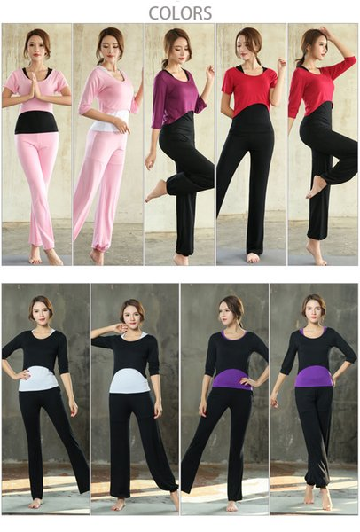 Women Yoga Wear Set Athletic Apparel Seamless Fitness Gym Running Wear Plus Size Loose Exercise Sport Three Piece Sets