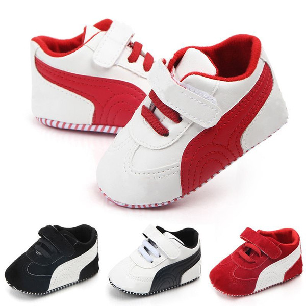 Sapatas das crianças Meninas Meninos Sapatas Do Esporte Antiderrapante Fundo Macio Crianças Sneaker Do Bebê Sapatilhas Planas Casuais Sapatos Da Criança