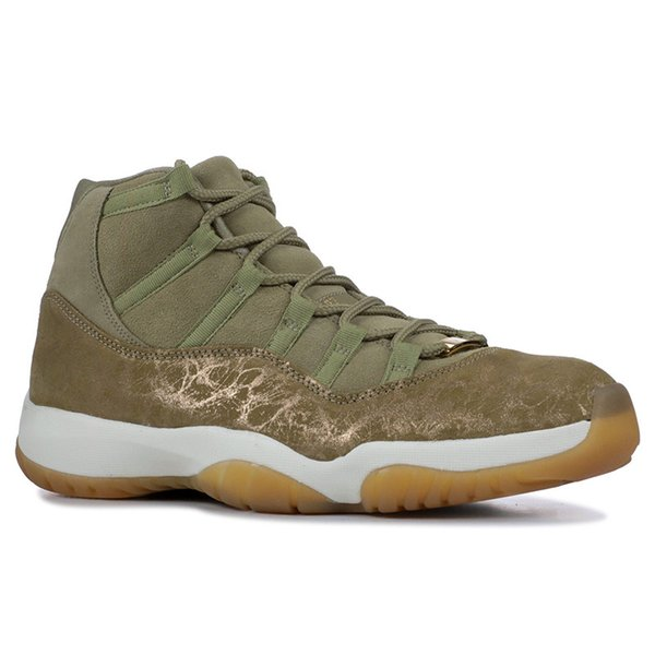 13 High Olive Lux