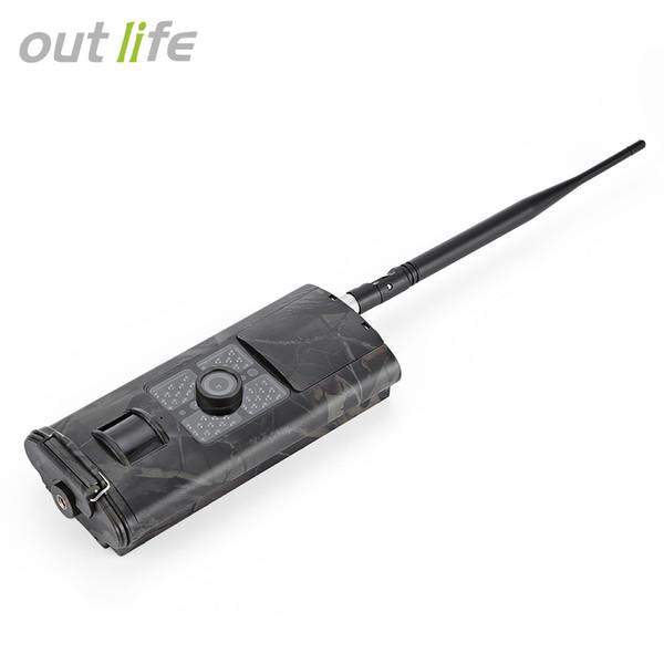 Outlife HC700G 16MP Telecamera a infrarossi Telecamera per la visione notturna a infrarossi da caccia 3G SMS MMS GSM 1080P SMTP GPRS Digital Camera da caccia