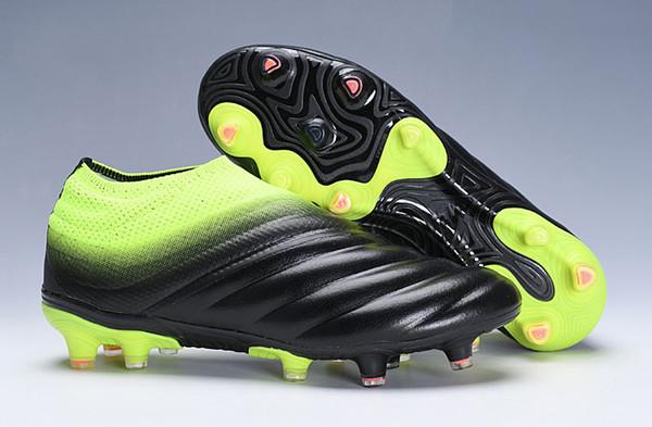 20ddbf85ba3 2019 top Copa 19+ FG quality mens soccer cleats soccer shoes Copa Mundial  football boots outdoor scarpe da calcio Pink Chaussures