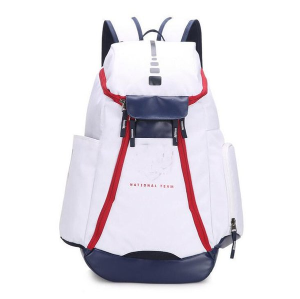 New style Basketball Backpacks New Olympic 2830 Team Packs Backpack Man's Bags Large Capacity Waterproof Training Travel Bags Shoes Bags