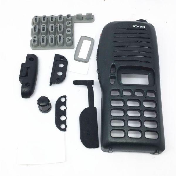 Coque d'accessoires talkie-walkie pour radios ICOM V8