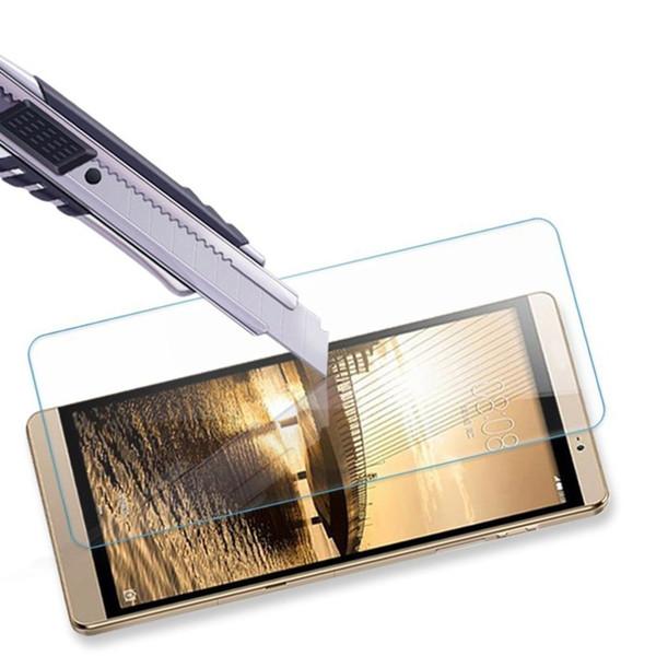 Vidrio templado duradero Película de pantalla protectora de cubierta completa transparente súper clara para tabletas de 7/8 / 9 / 10.1 pulgadas