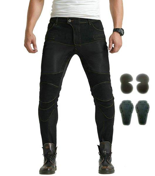 Pantalones negros N Bpads
