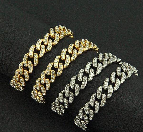pulseira de ouro 8 polegadas