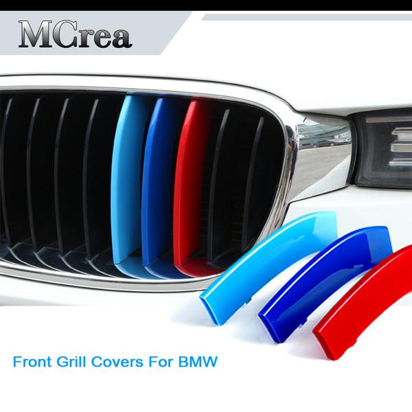 Stickers emblème de voiture pour BMW X5 E53 E70 F15 G05 X6 E71 F16