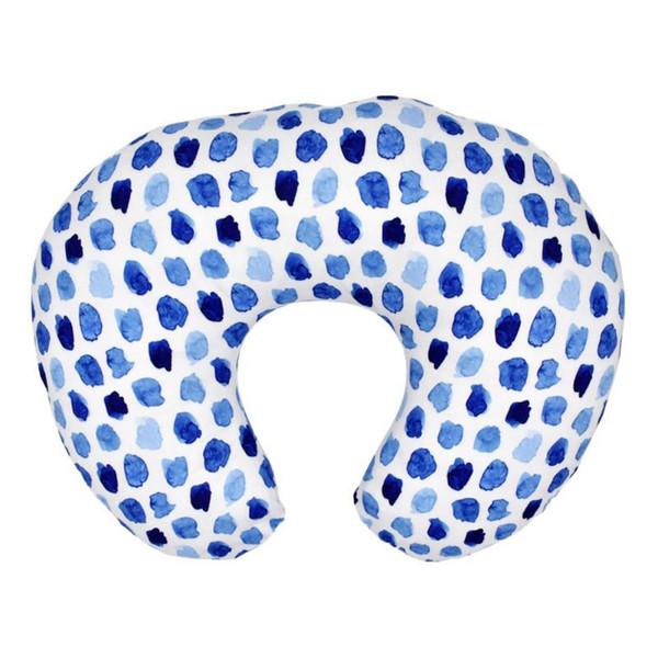 Моющиеся Подарки Главных Грудной Удобный Уход U-образные мягкий съемный чехол Подушка для кормления младенца Maternity Newborn