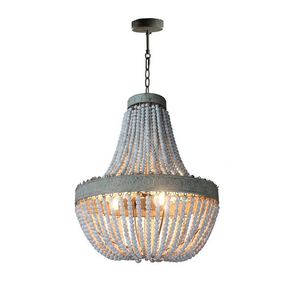 Modern nordic white natural seashell hanging pendant lamp fixRetro loft vintaure E27 LED Lights for home deco bedroom living room restaurant