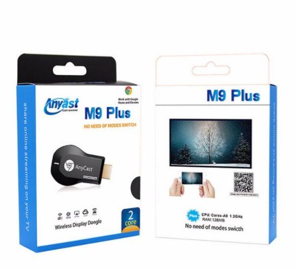 Cellulare WiFi WiFi push tesoro anycast M4 plus g2 HDMI con il dongle HDTV schermo