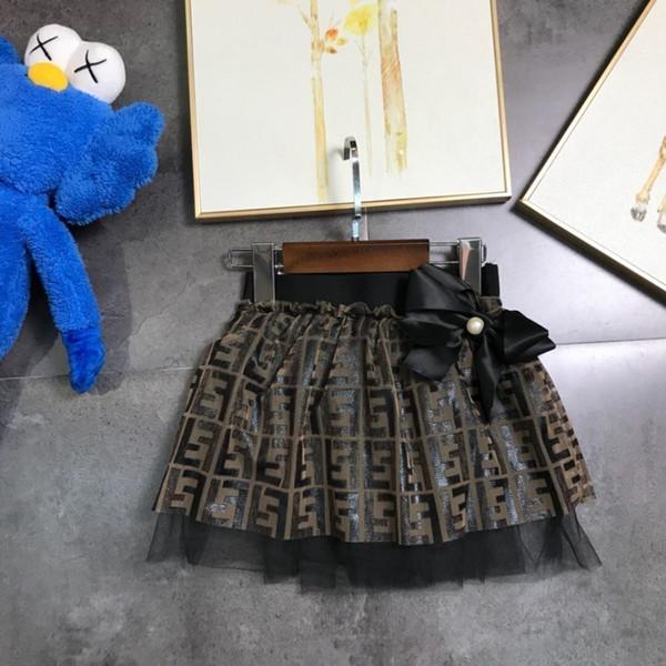 Girls' skirts, imported yarn skirts mesh inner lining anti-silk fabrics ultra-versle styleskirt spleated design upper body fashion sensation
