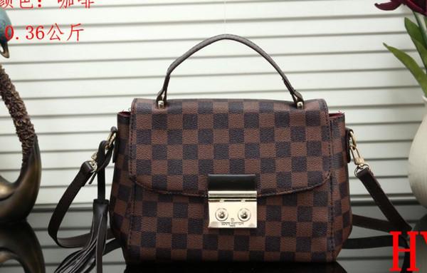2018 Women's Fashion Messenger Bag oxidize Leather Favorite clutch Handbag excellent shoulder Bag 07