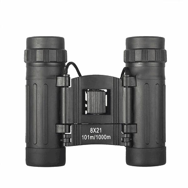 FIRECLUB Jumelles portables 8x21 Jumelles d'extérieur à vision nocturne de haute luminosité HD