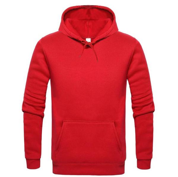 Hommes Branded à capuche en molleton léger Sweats Mode Printed Pulls Avec Capuche 6 couleurs Street Style Hommes Vêtements de sport