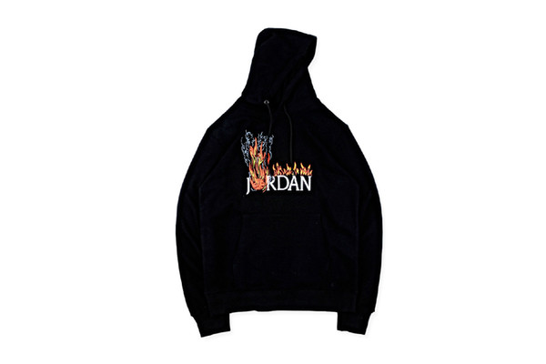 Travis Scott Mj Fleece Hoodie