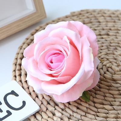 10cm-1 rose flower head