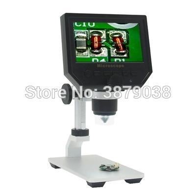Strumento di diagnostica di trasporto Diesel Common Rail iniettore pompa di iniezione Pezzi di ricambio valvola Link USB Microscope Repair