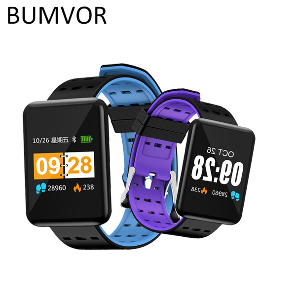 New blood pressure measuring devices sports tests Smart watches for men waterproof watches for women table bracelet ...
