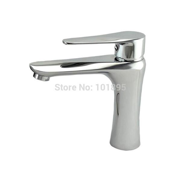 Grosshandel Hohe Badezimmer Waschbecken Wasserhahn 360 Grad