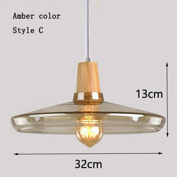 Amber color & style C