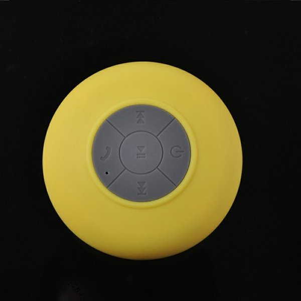 Online Wholesale price IPX4 waterproof sucker shower bluetooth speaker portable mobile phone wireless mini speaker as xmas gift