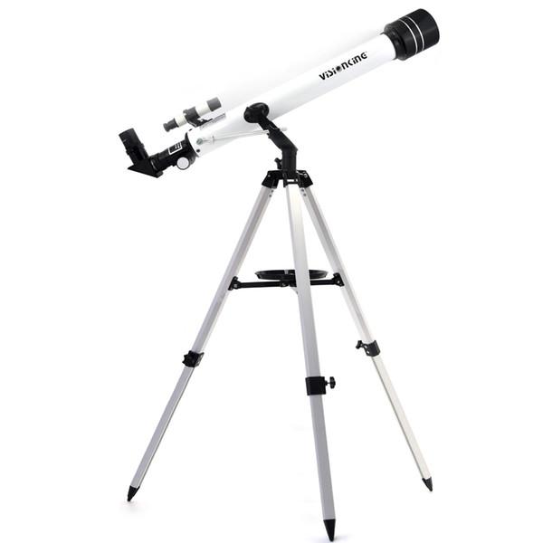 Visionking 60 lunette astronomique astronomique lunaire astronomique lunette astronomique lunaire jupiter regardant avec trépied de bonne qualité
