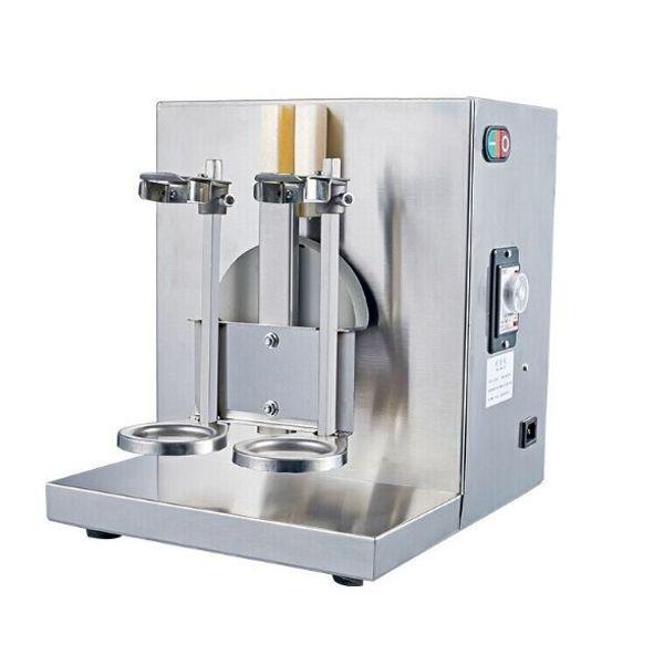 Commercial Milk shake machine Stainless Steel Electric Milkshaker Bubble Tea stirring shaking Milk bubble Mixer