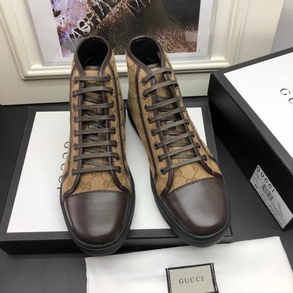 2019 Дизайнерская Обувь Мода Мужчины люкс Cut вскользь Плоские Туфли Открытый бренд