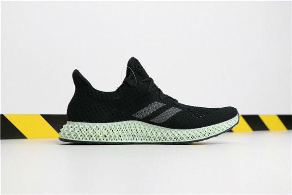 With Box New Release Futurecraft Alphaedge 4D Asw Y-3 Runner Y3 Running Shoes Mens Sport Sneakers Outdoor Jogging Shoe