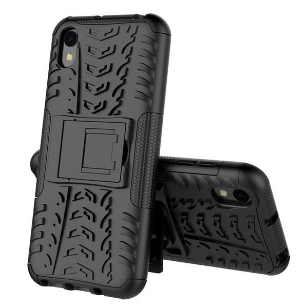 Shockproof Hybrid Armor Case Kickstand TPU+ Hard Phone Cover For Huawei P Smart Plus 2019 Honor 10i Enjoy 9s Honor 20 lite Honor 8S Y7 2019