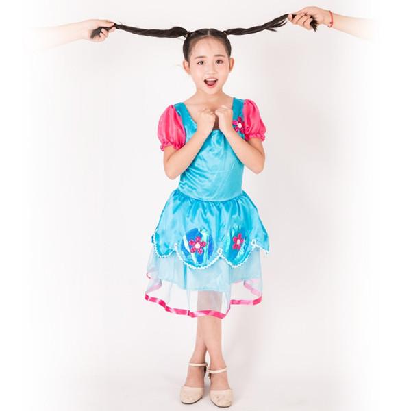 Disfraz de Elfos Mágicos Disfraz de Halloween para Niños Bobby Princesa Fantasía Película Cómica Carnaval Fiesta Purim Halloween