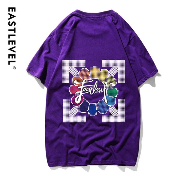 Fiore viola-pixel