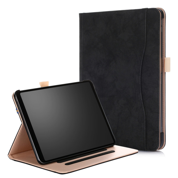 for iPad Pro 11 inch folding waterproof solid color or color PC shell with sleep function support